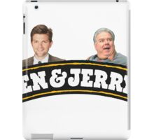 Ben and Jerrys (Parks and Rec) iPad Case/Skin