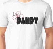 Dandy in Black Unisex T-Shirt