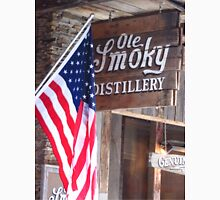 Old Glory At Ole Smoky Distillery Unisex T-Shirt