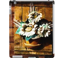 Flowers For a Scarecrow iPad Case/Skin