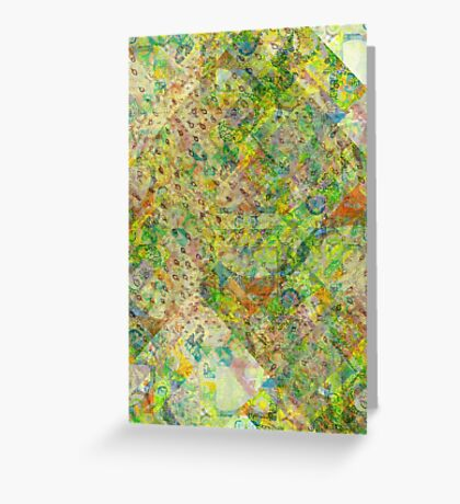 counterspace Greeting Card