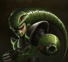 Snake Man - Alt version by Alcoz