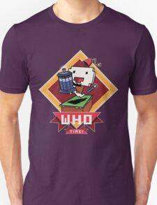 WHO FEZ T-Shirt