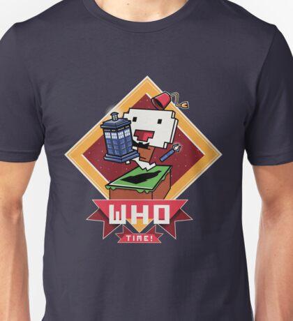 WHO FEZ Unisex T-Shirt