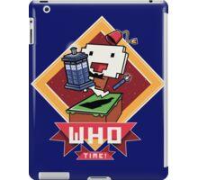 WHO FEZ iPad Case/Skin