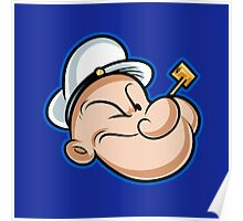 Popeye the Sailor Man Poster
