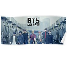 BTS poster Poster