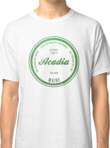 Acadia, Maine National Park Classic T-Shirt