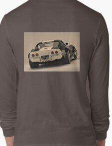 1969 Corvette Long Sleeve T-Shirt