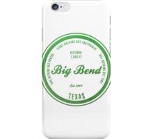 Big Bend National Park, Texas iPhone Case/Skin