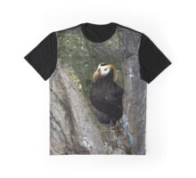 Tufted Puffin Graphic T-Shirt