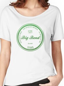 Big Bend National Park, Texas Women's Relaxed Fit T-Shirt
