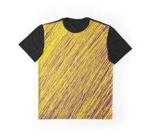 Yellow design by Moma Graphic T-Shirt