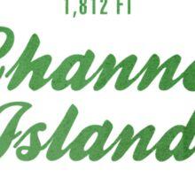 Channel Islands National Park, California Sticker
