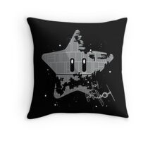 Super Death Star Throw Pillow