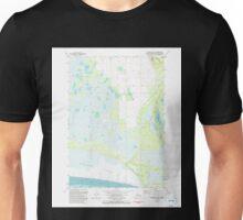 USGS TOPO Map Alaska AK Tyonek B-1 SE 353844 1979 25000 Unisex T-Shirt