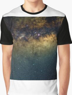 Towards the centre of the galaxy... Graphic T-Shirt
