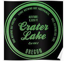 Crater Lake National Park, Oregon Poster