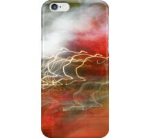 Electric Whirlwind iPhone Case/Skin