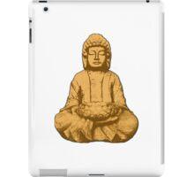 Buddha gold iPad Case/Skin
