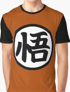 Son Goku Logo Graphic T-Shirt