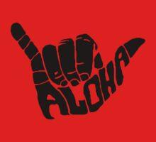 Shaka Aloha - Hawaii One Piece - Short Sleeve