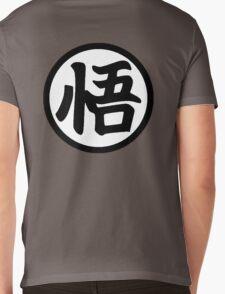 Son Goku Logo Mens V-Neck T-Shirt