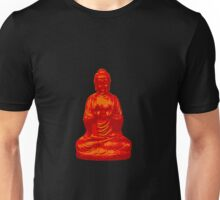 Buddha orange Unisex T-Shirt
