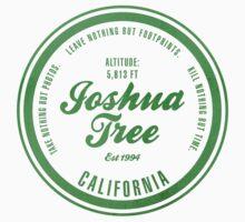 Joshua Tree National Park, California Kids Tee