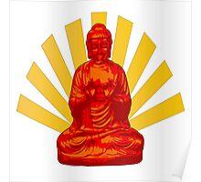 Buddha Nirwana Poster