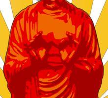 Buddha Nirwana Sticker