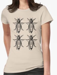 QUEEN BEES Womens Fitted T-Shirt