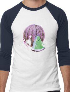 Strange Melon Men's Baseball ¾ T-Shirt