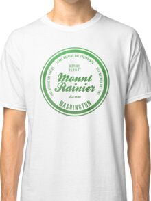 Mount Rainier National Park, Washington Classic T-Shirt