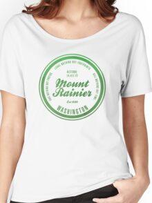 Mount Rainier National Park, Washington Women's Relaxed Fit T-Shirt