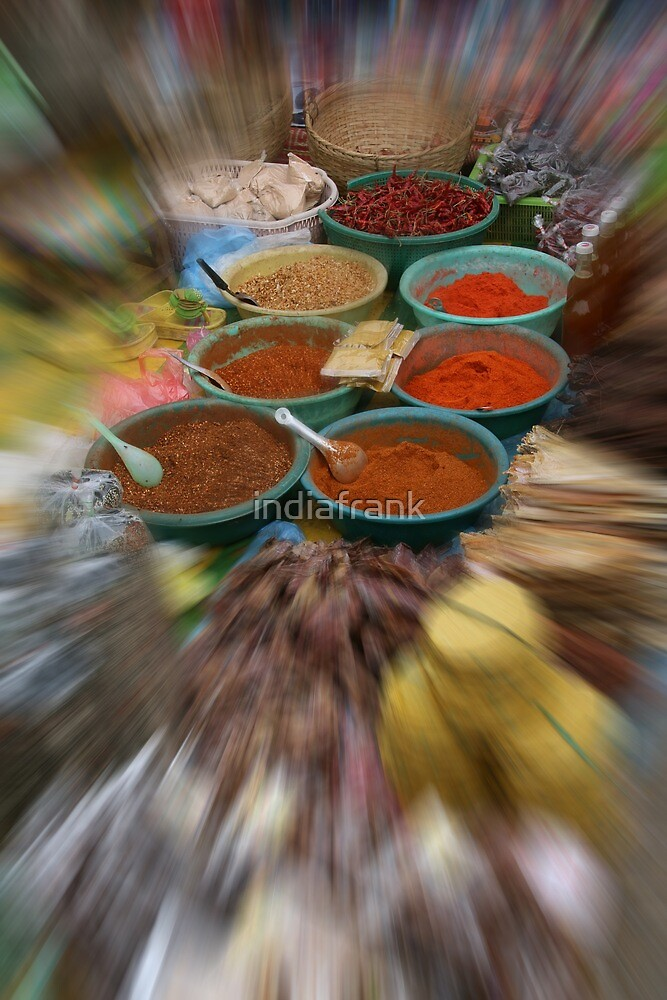 Thai spices by indiafrank