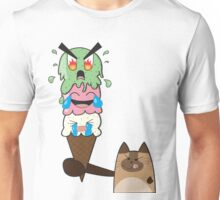 Kitty-Scream Unisex T-Shirt