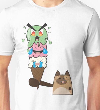 Kitty-Scream Unisex T-Shirt