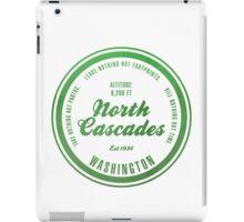 North Cascades National Park, Washington iPad Case/Skin