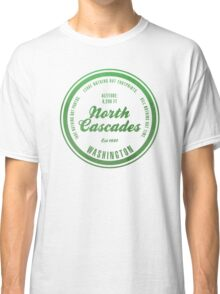 North Cascades National Park, Washington Classic T-Shirt