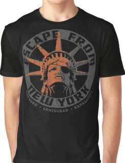 Escape from New York Snake Plissken Graphic T-Shirt
