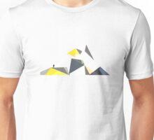 Fractured Mountain Unisex T-Shirt