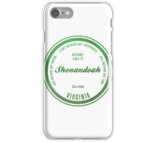 Shenandoah National Park, Virginia iPhone Case/Skin