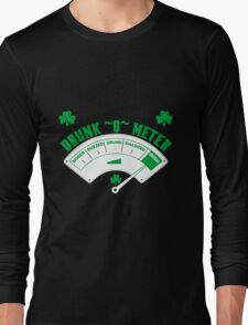 Beer - New Truth About Irish Beer Lover Long Sleeve T-Shirt