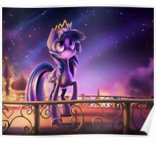 Princess Twilight Sparkle Poster