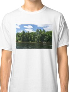 Northern Shores - Georgian Bay Canadian Landscapes Classic T-Shirt