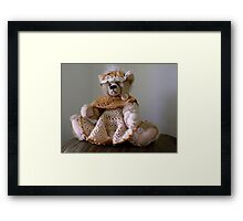 Grandma Bear Framed Print