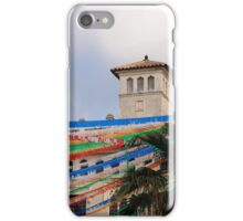 Fiesta in Mahon capital city, Menorca, Balearic islands, Spain iPhone Case/Skin