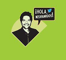 Hola, Mishamigos! by ElocinMuse
