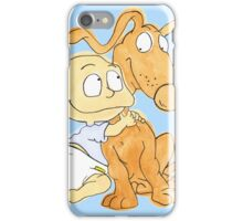 Tommy from Rugrats iPhone Case/Skin